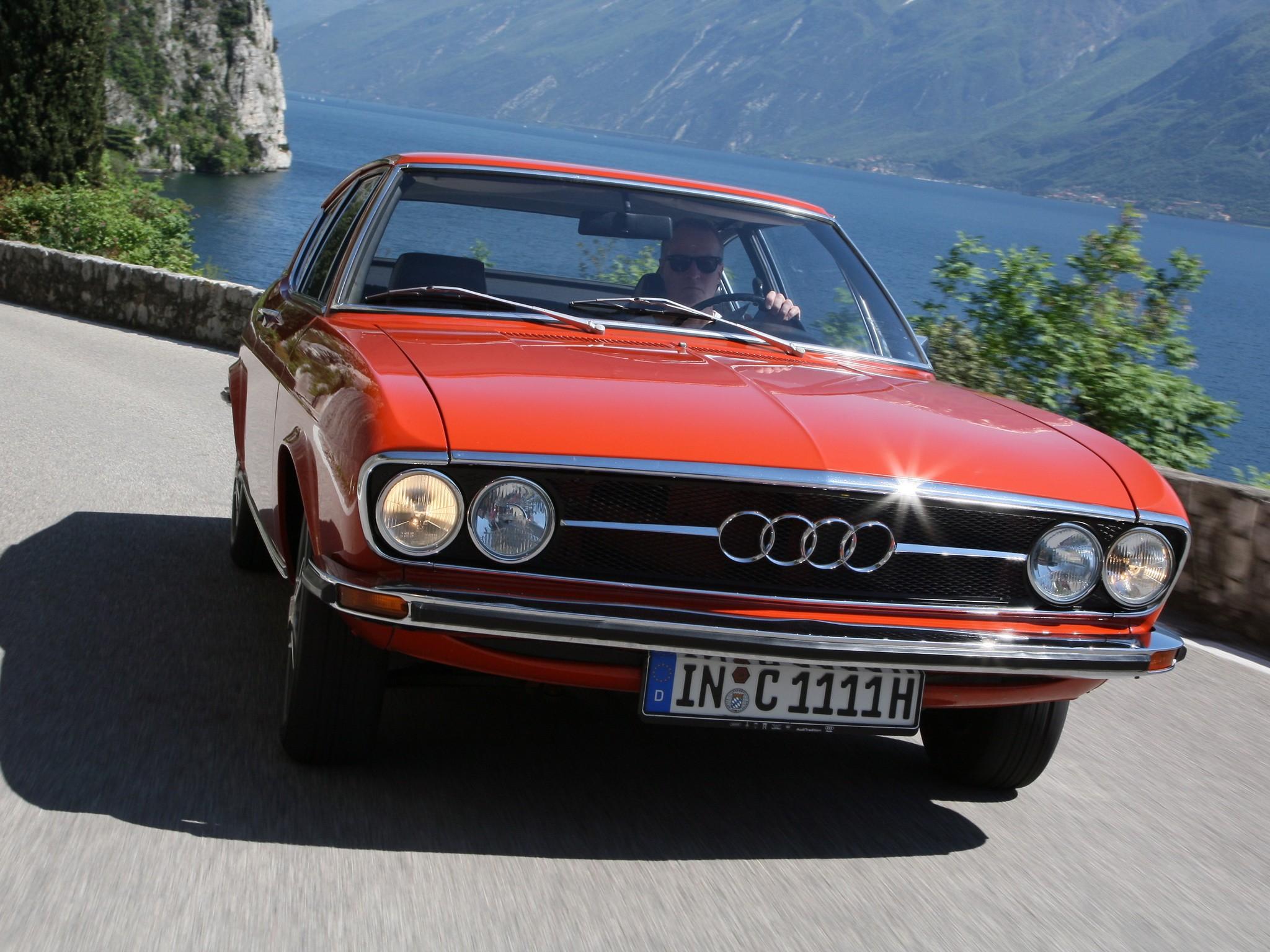 AUDI 100 Coupe S specs - 1970, 1971, 1972, 1973, 1974, 1975, 1976 - autoevolution