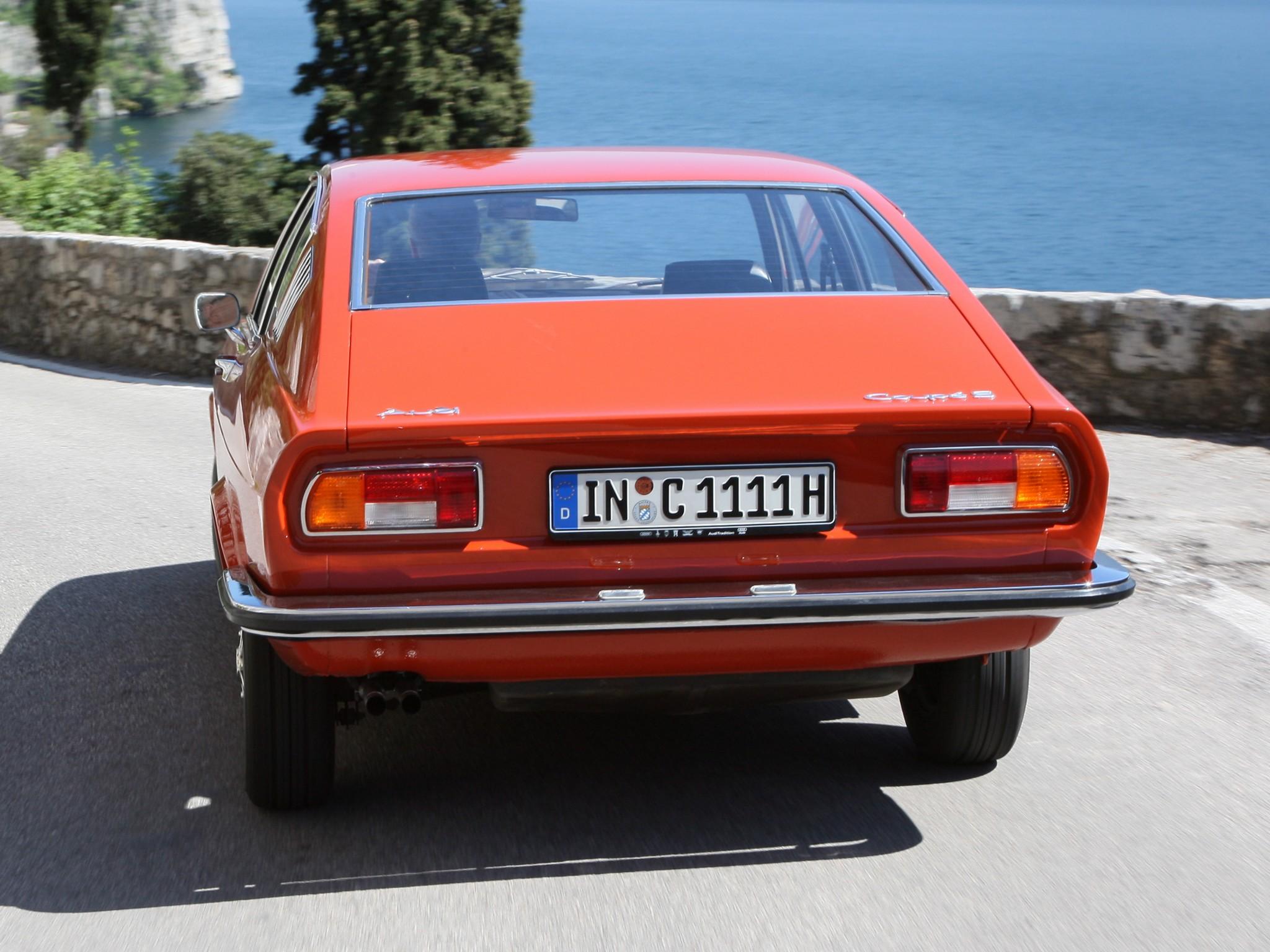 AUDI 100 Coupe S specs & photos - 1970, 1971, 1972, 1973, 1974, 1975, 1976 - autoevolution