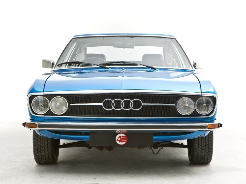 AUDI 100 Coupe S - 1970, 1971, 1972, 1973, 1974, 1975 ...