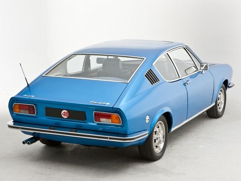 AUDI 100 Coupe S - 1970, 1971, 1972, 1973, 1974, 1975, 1976 - autoevolution