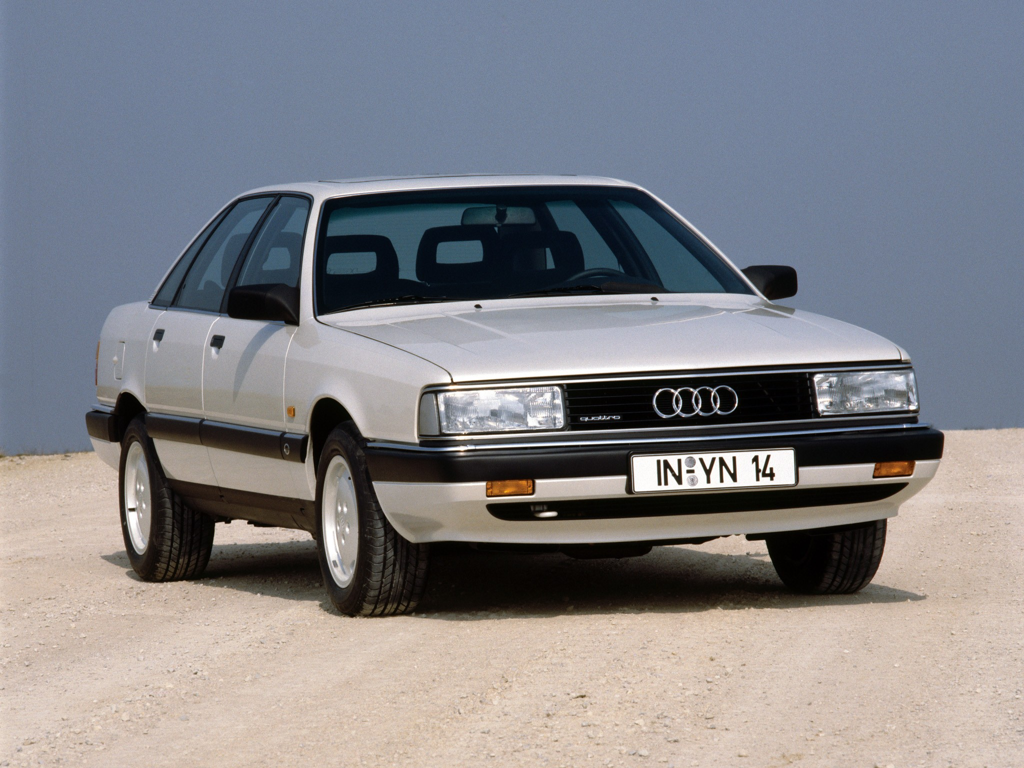 Audi 200 1984 1985 1986 1987 1988 1989 1990 1991