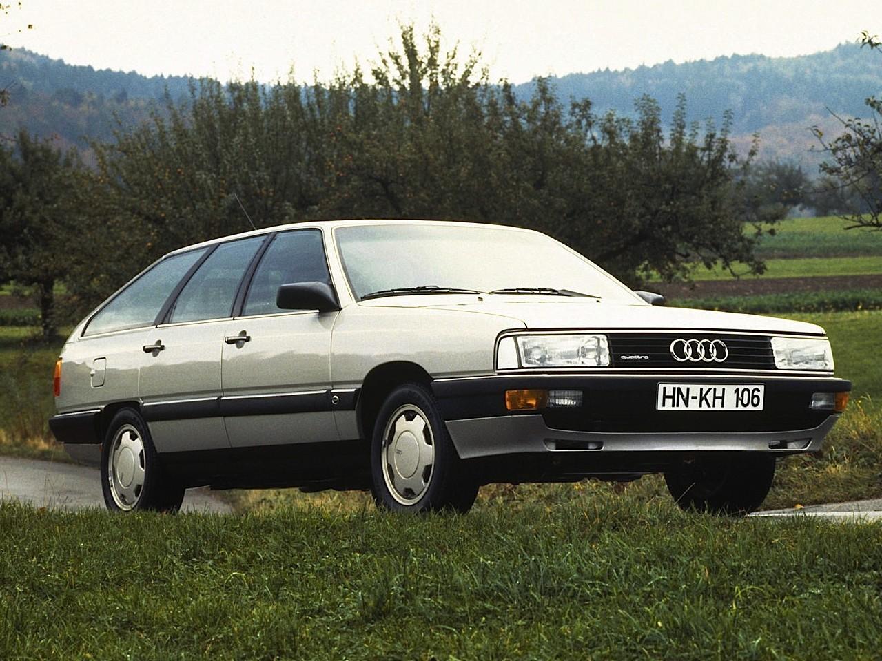 AUDI 200 Avant specs & photos - 1985, 1986, 1987, 1988, 1989, 1990, 1991 - autoevolution
