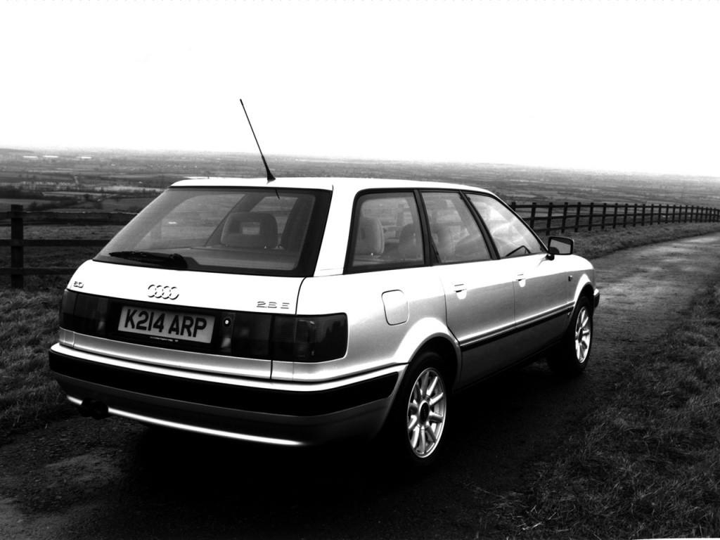 Audi 80 Avant B4 1991-1995 Autoplane wasserdicht atmungsaktiv OPTIMAL L2