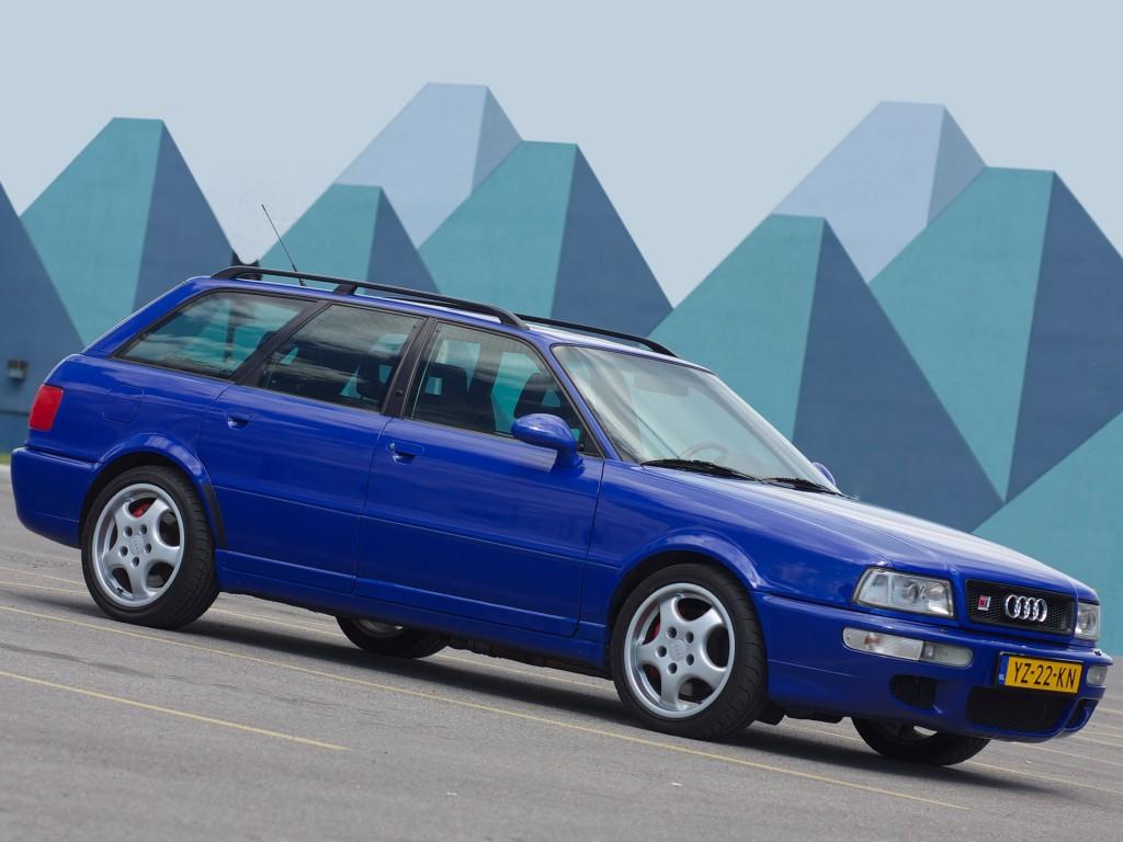 Audi 80 Avant Rs2 Specs Amp Photos 1994 1995 1996