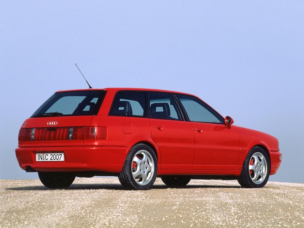 Audi 80 Avant Rs2 1994 1995 1996 Autoevolution