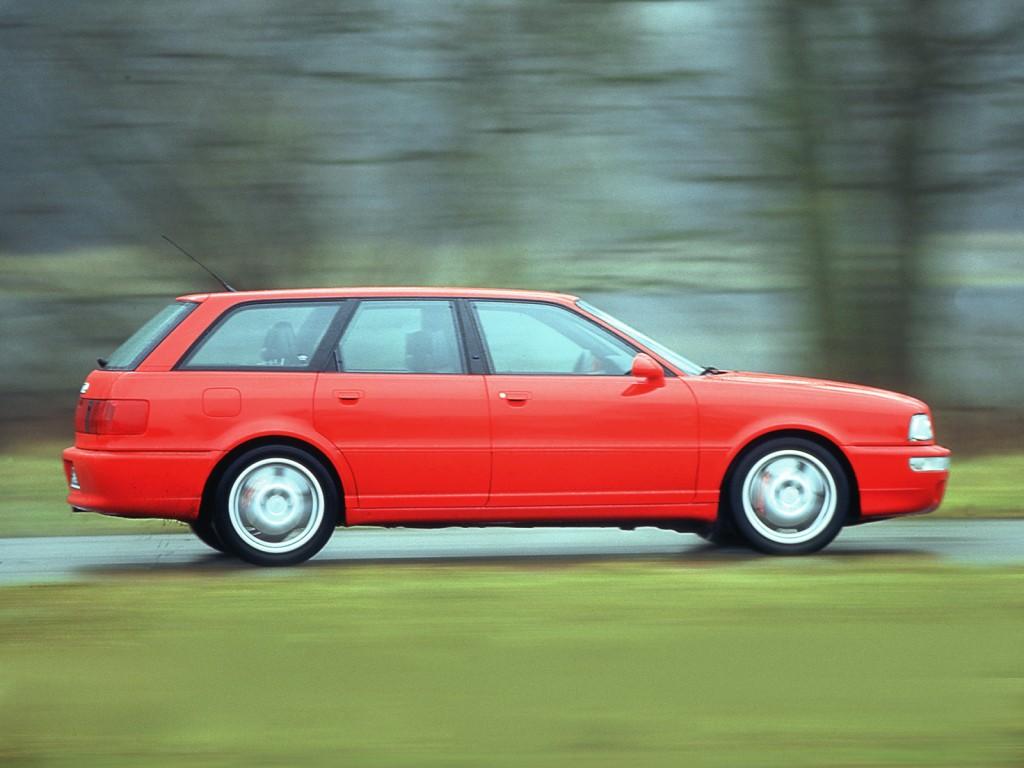 Audi Rs7 0 60 >> AUDI 80 Avant RS2 specs & photos - 1994, 1995, 1996 - autoevolution