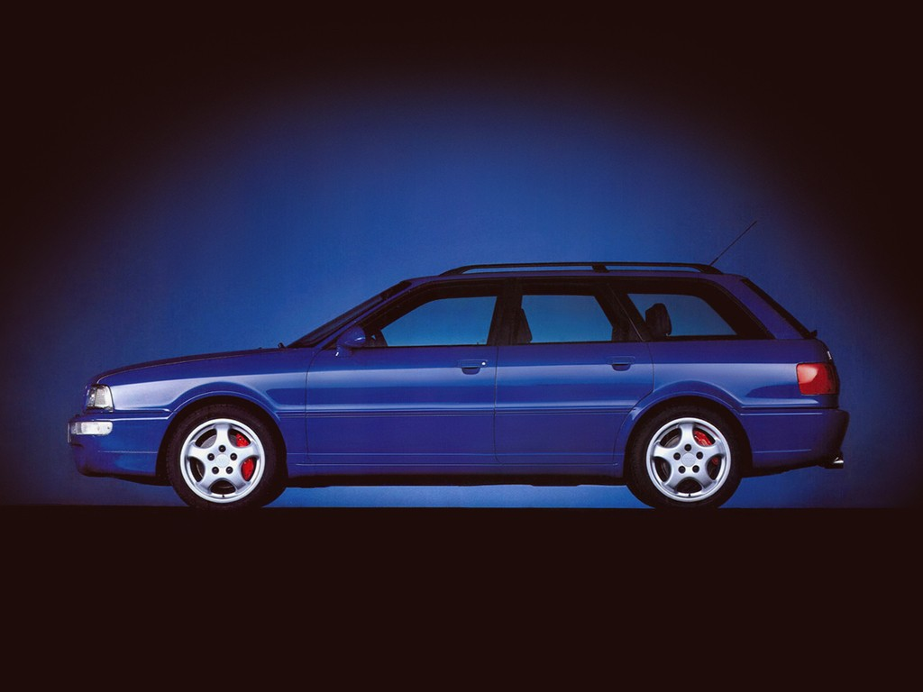 Audi 80 Avant Rs2 Specs Amp Photos 1994 1995 1996