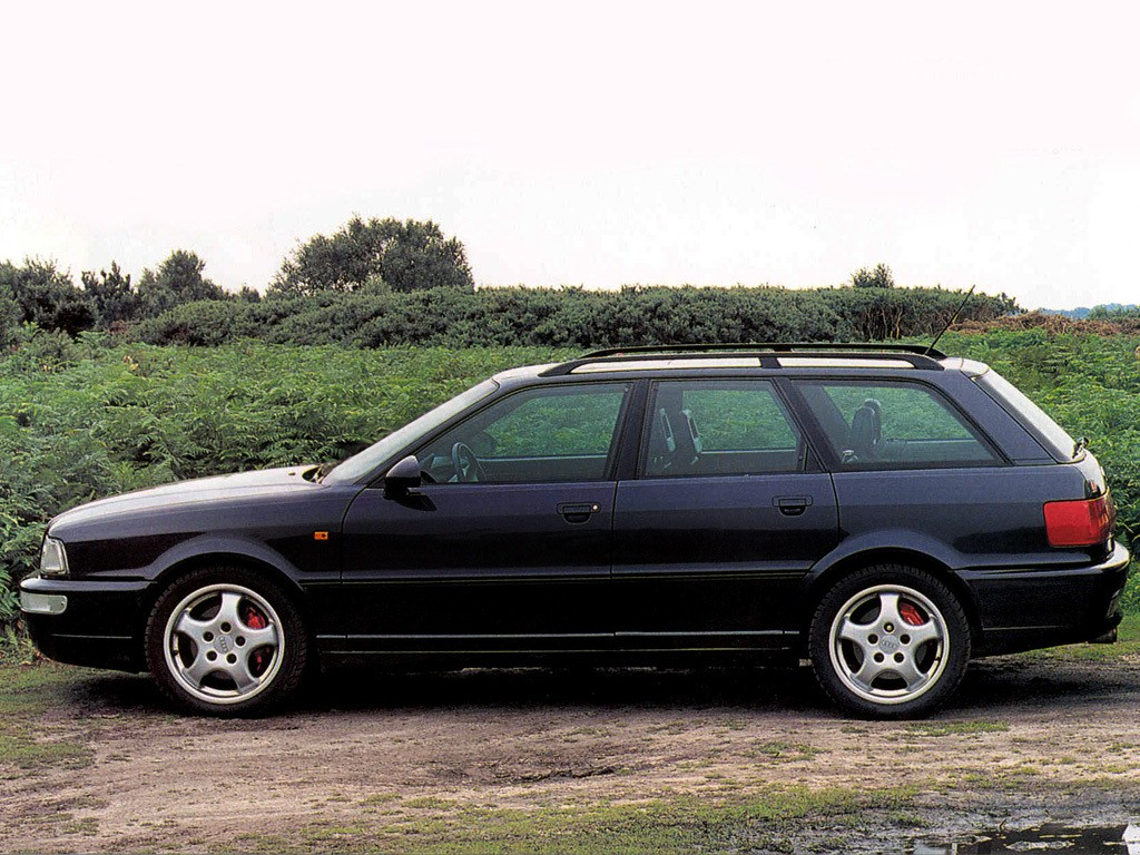 Audi 80 Avant Rs2 1994 1995 1996 Autoevolution