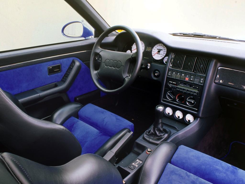 AUDI 80 Avant RS2 specs & photos - 1994, 1995, 1996 ...