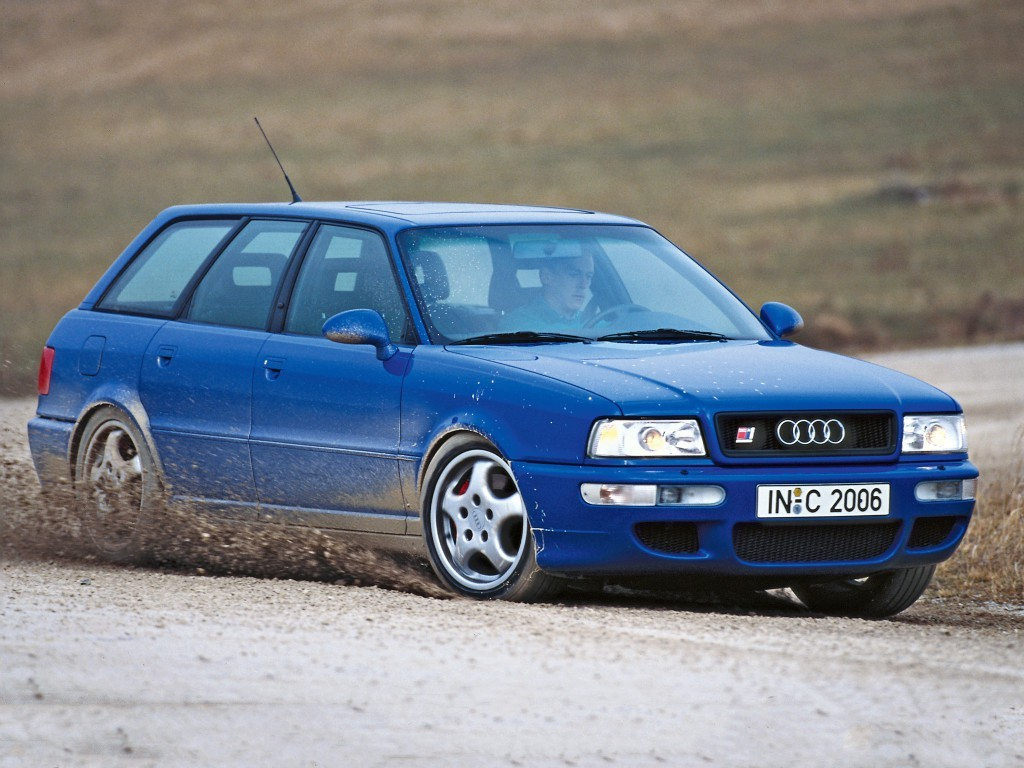 Audi Avant Rs