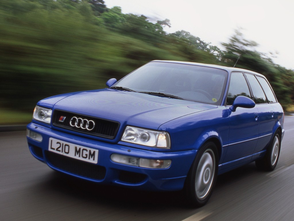 AUDI 80 Avant RS2 specs & photos - 1994, 1995, 1996 - autoevolution