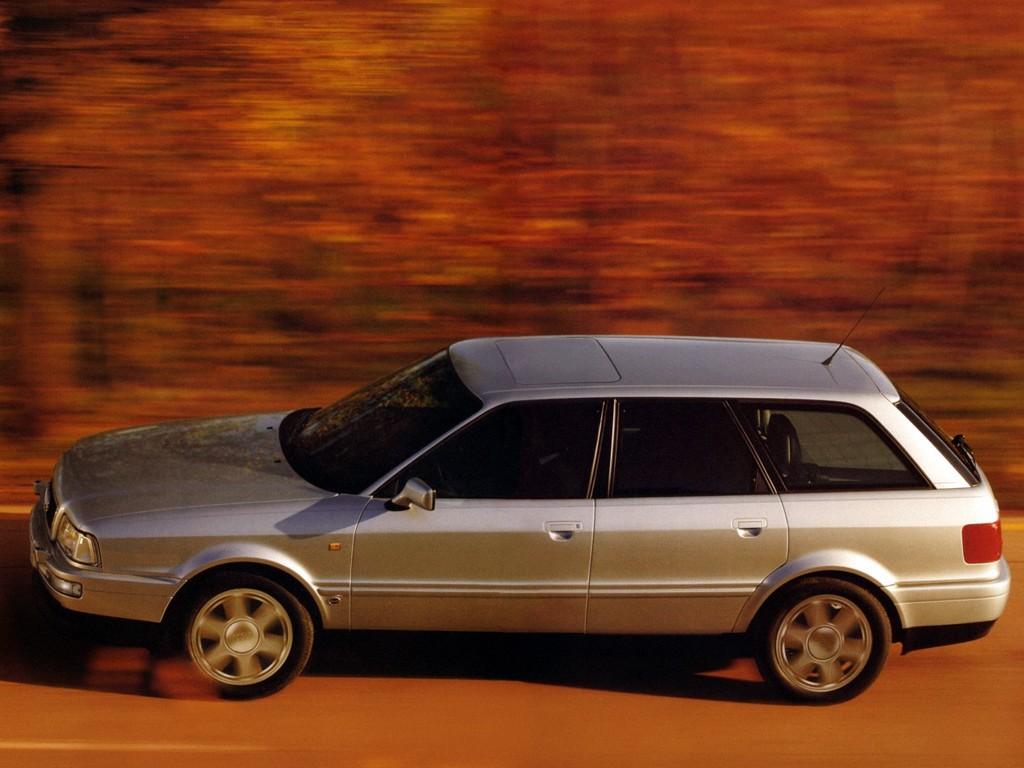 AUDI 80 Avant S2 (B4) - 1993, 1994, 1995 - autoevolution