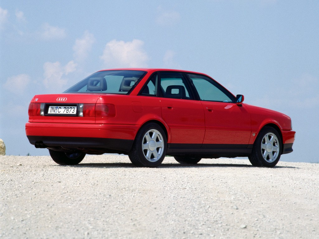 Audi S B on 1994 Ford 5 0 Engine