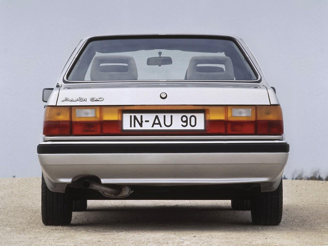 Audi 90 B2 Specs Amp Photos 1984 1985 1986 1987 Autoevolution