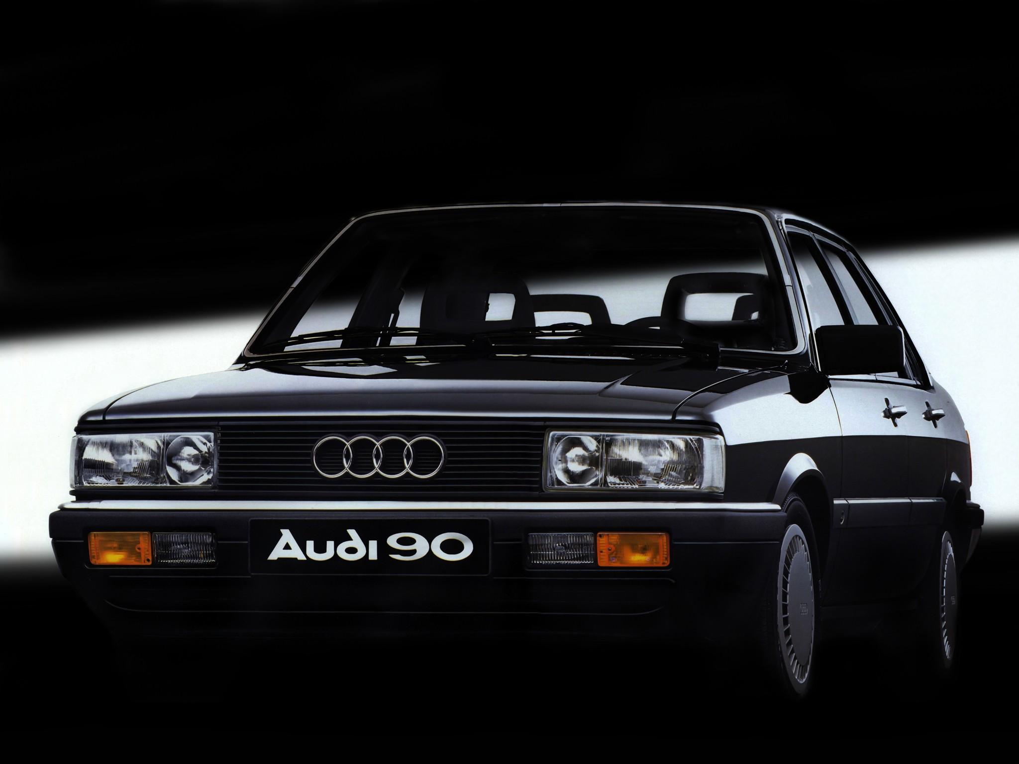 AUDI 90 (B2) specs & photos - 1984, 1985, 1986, 1987 - autoevolution