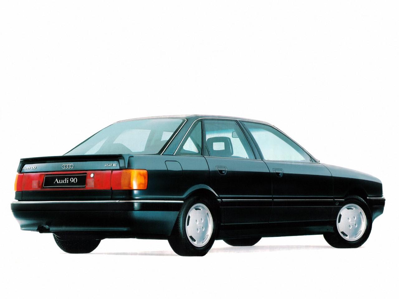 audi 90 (b3/typ 89/8a) (1987—1991)
