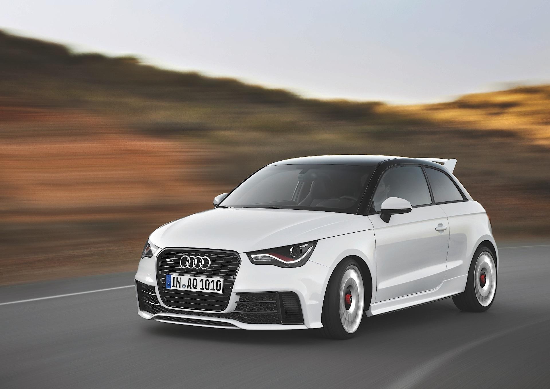 Audi A1 Specs 2012