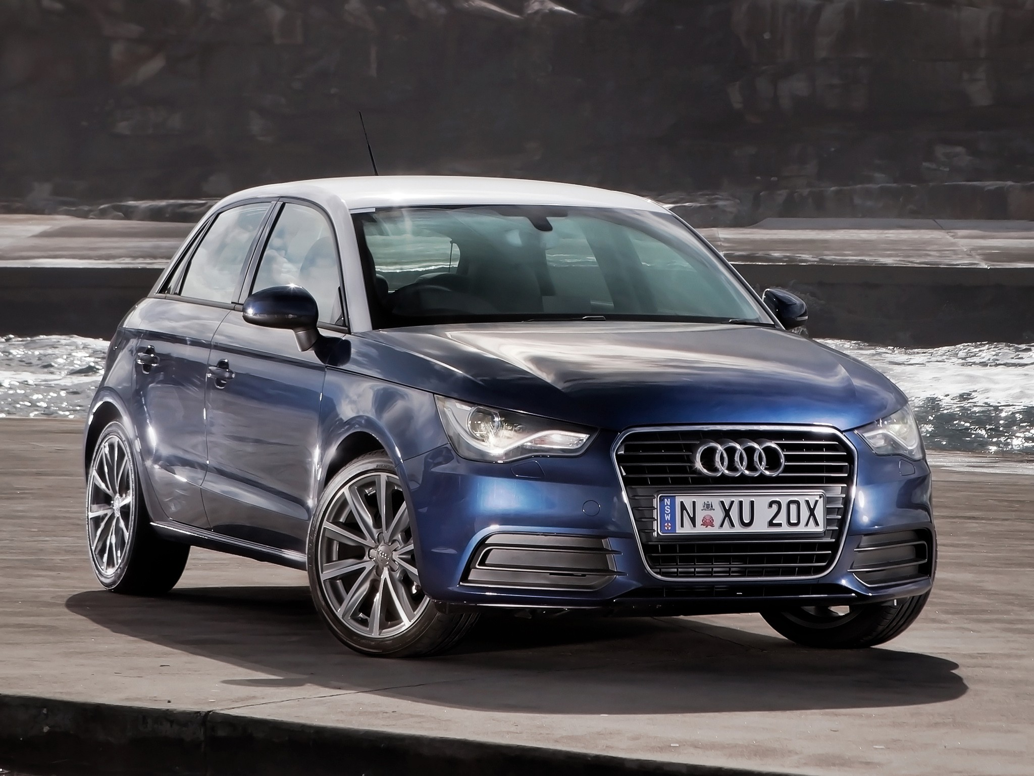 audi a1 sportback 5 doors 2012 2013 2014 2015 2016 autoevolution. Black Bedroom Furniture Sets. Home Design Ideas