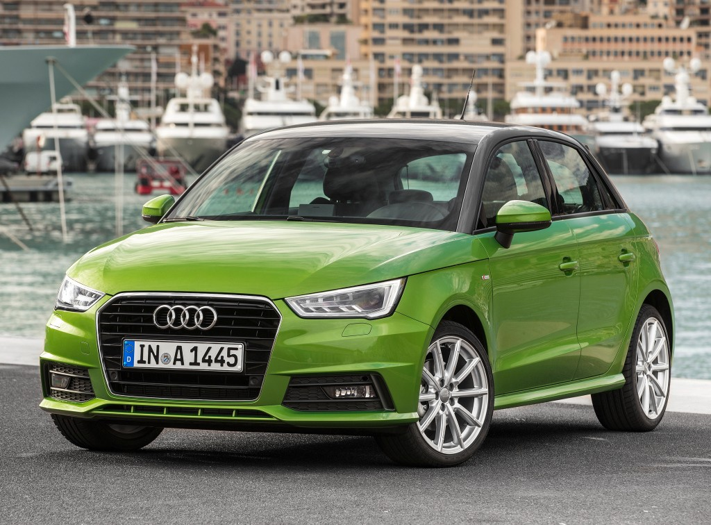 audi a1 sportback specs photos 2015 2016 2017 2018 autoevolution. Black Bedroom Furniture Sets. Home Design Ideas
