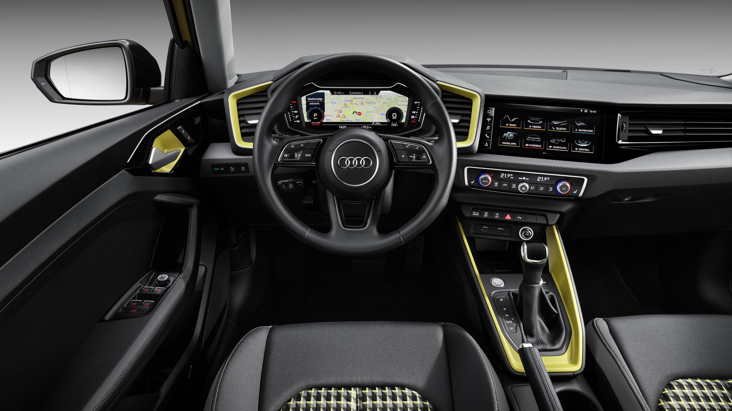 Audi A1 Sportback Specs Photos 2018 2019 Autoevolution