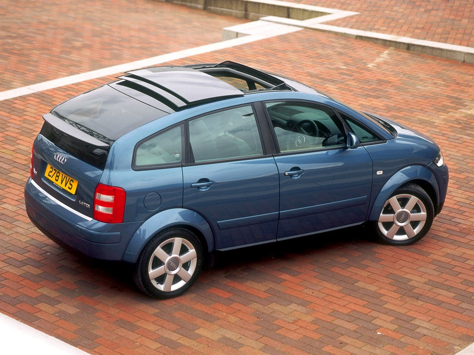 Audi A2 Specs Amp Photos 1999 2000 2001 2002 2003
