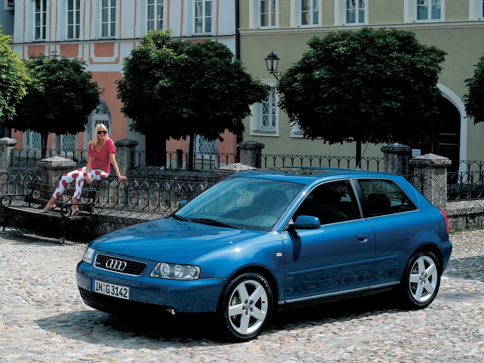 Audi A3 Specs 1996 1997 1998 1999 2000 2001 2002