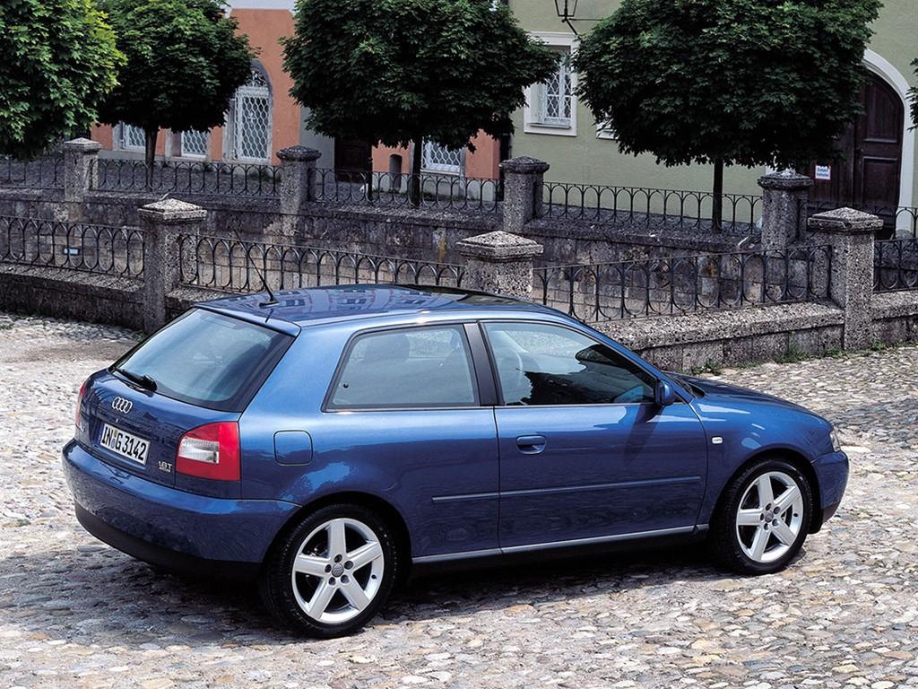 AUDI A3 specs - 1996, 1997, 1998, 1999, 2000, 2001, 2002, 2003 ...