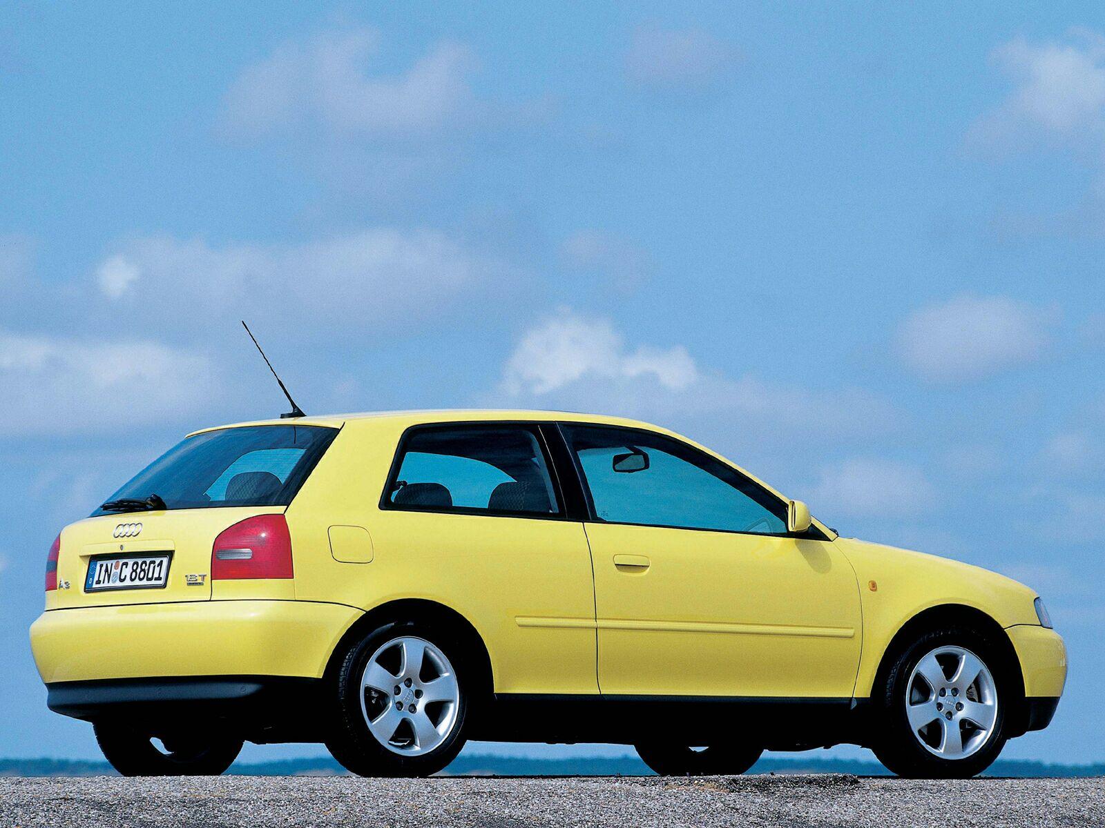 AUDI A3 specs & photos - 1996, 1997, 1998, 1999, 2000 ...