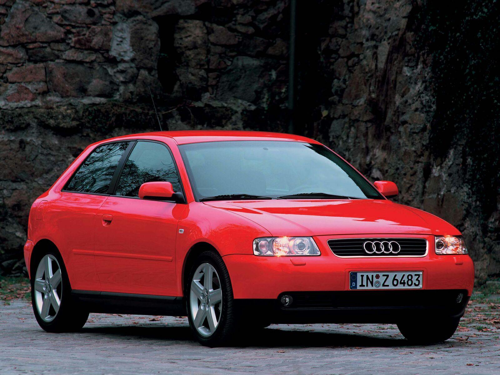 AUDI A3 specs - 1996, 1997, 1998, 1999, 2000, 2001, 2002 ...