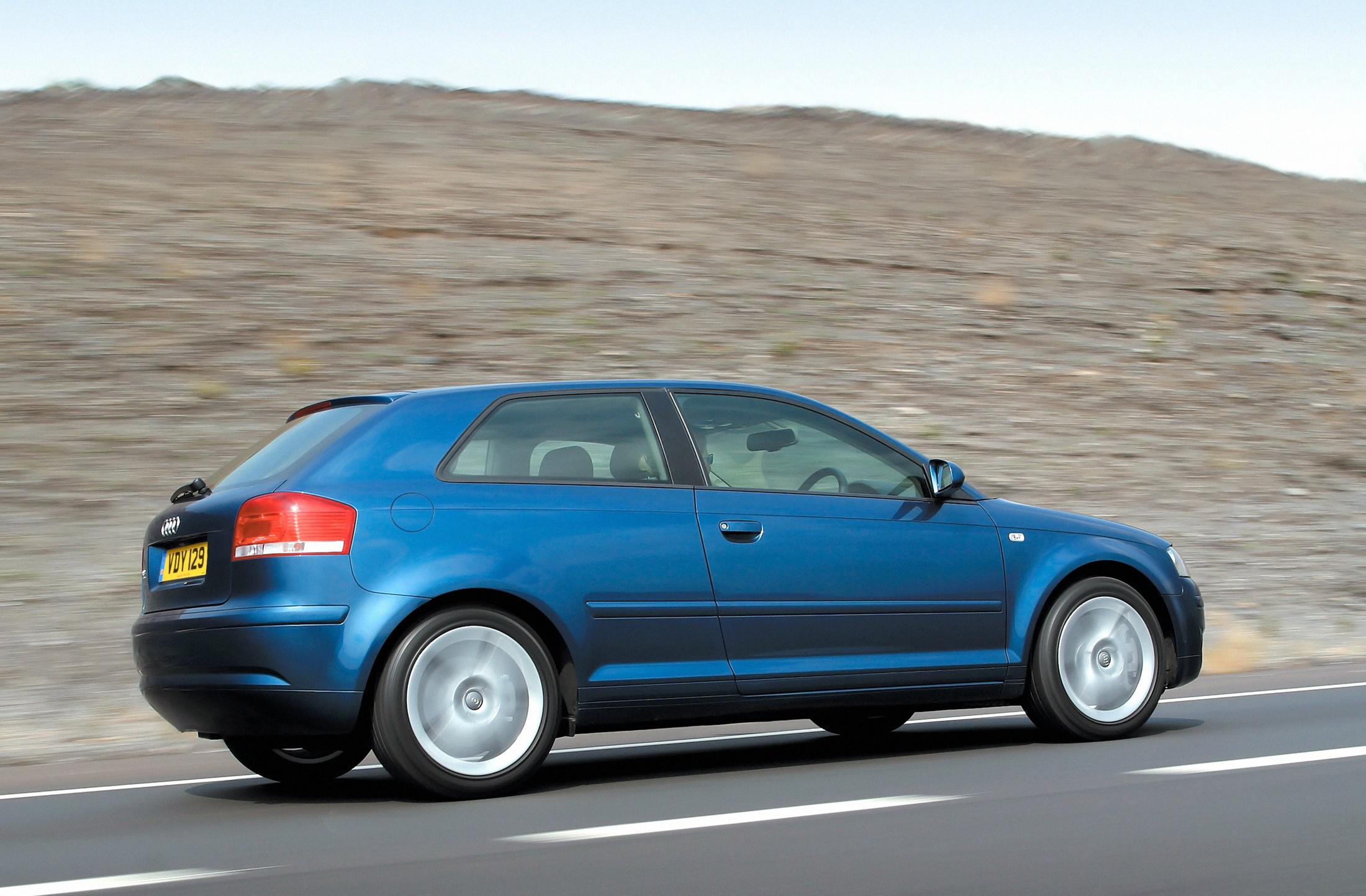 Audi A3 (2003  2005)