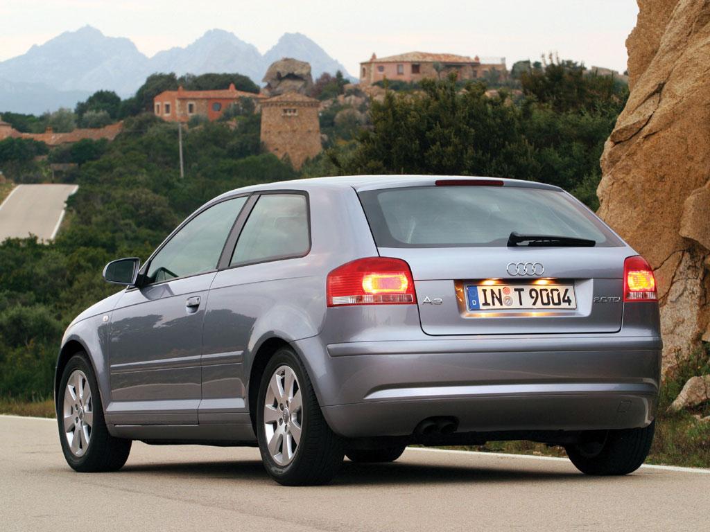 Audi A3 Specs Amp Photos 2003 2004 2005 Autoevolution