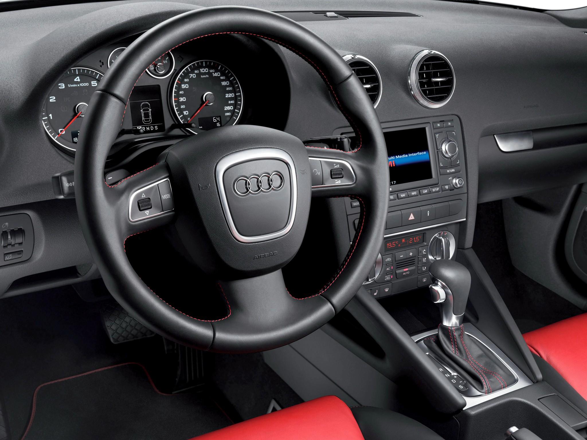 Audi A3 2008 2009 2010 2011 2012 Autoevolution