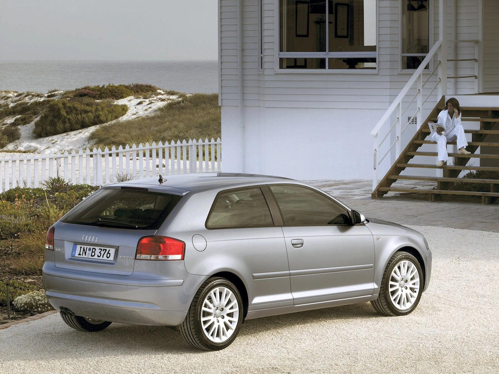 Audi A3 2008 >> AUDI A3 - 2005, 2006, 2007, 2008 - autoevolution