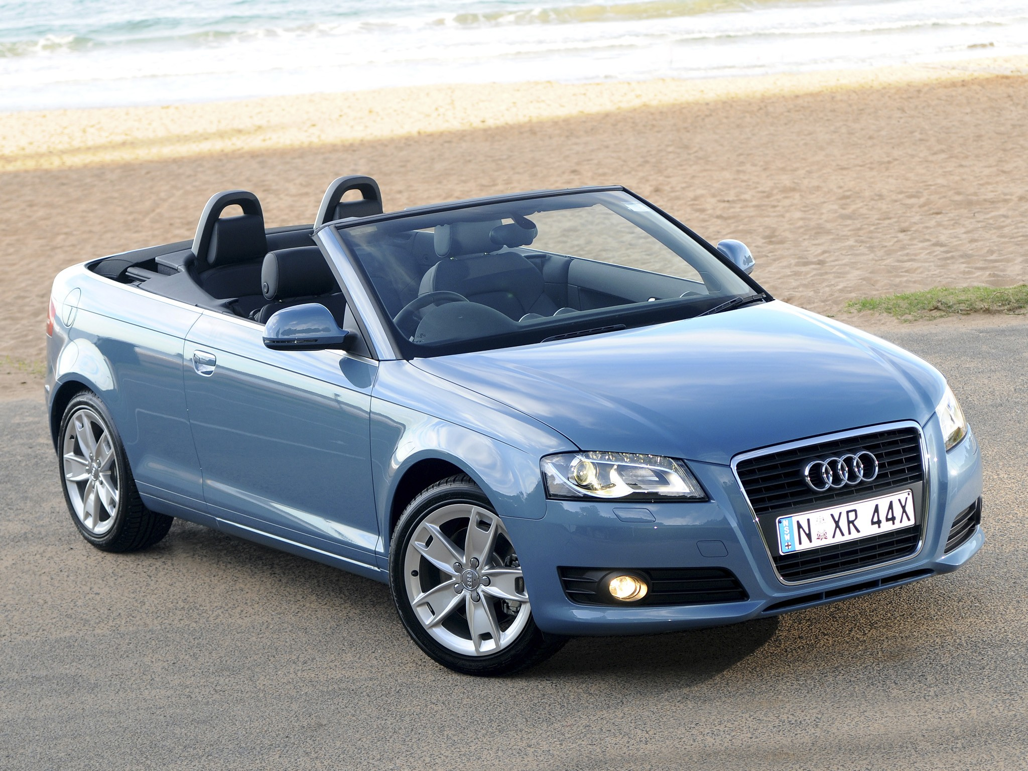 audi a3 cabriolet 2008 2009 2010 2011 2012 2013 autoevolution. Black Bedroom Furniture Sets. Home Design Ideas