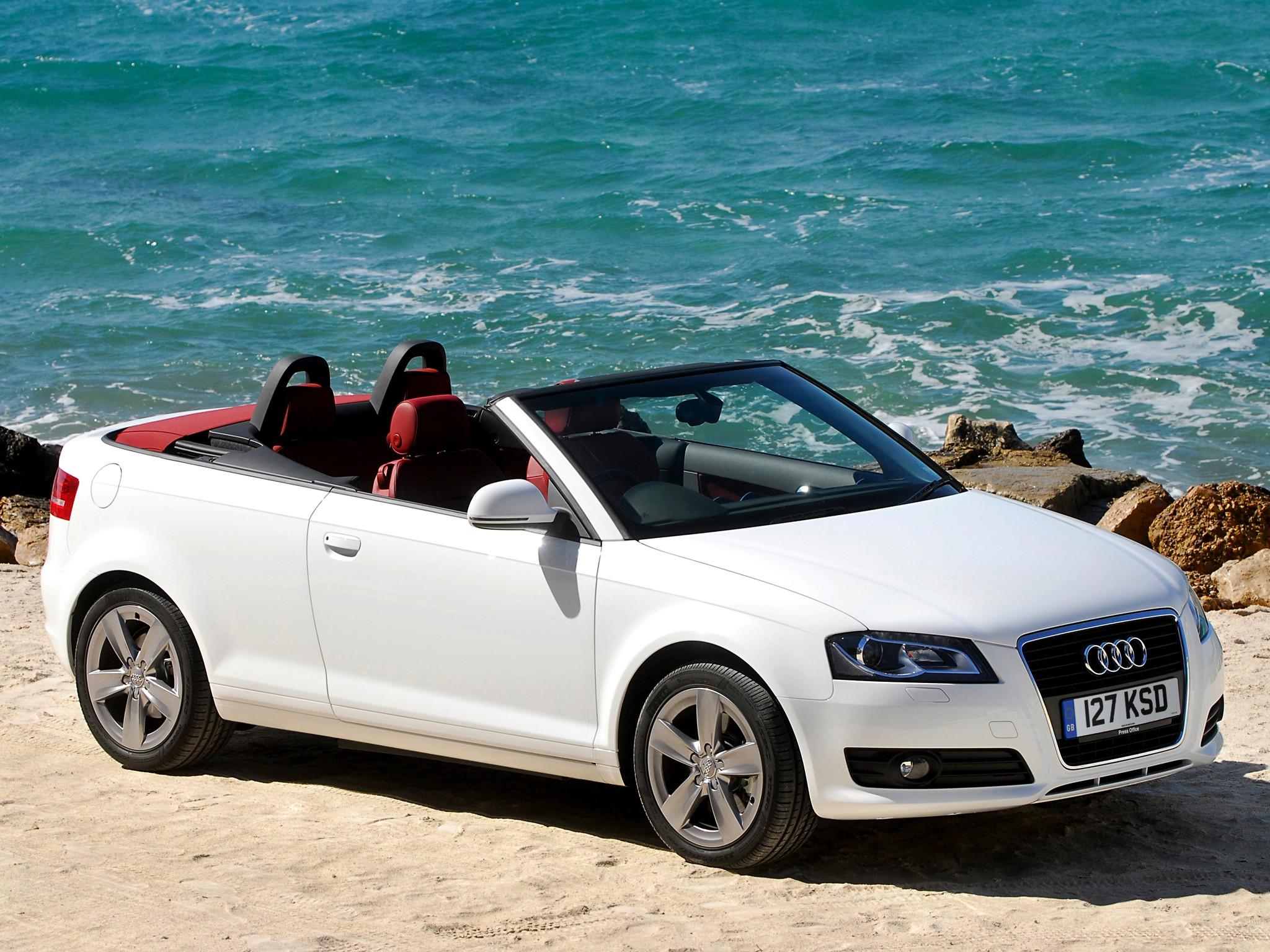 Audi A3 Cabriolet Specs 2008 2009 2010 2011 2012