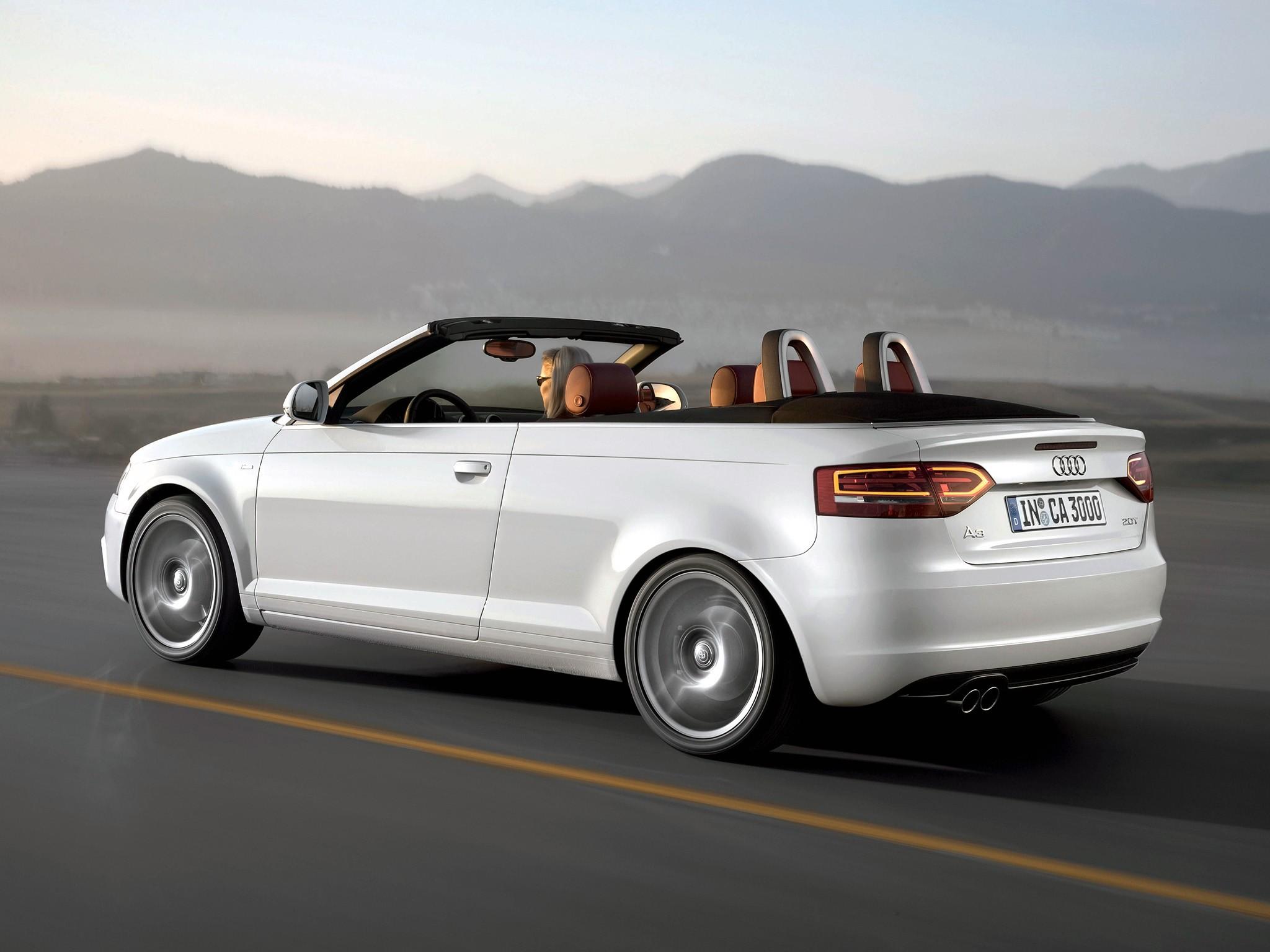 Audi A3 Cabriolet Specs Amp Photos 2008 2009 2010 2011