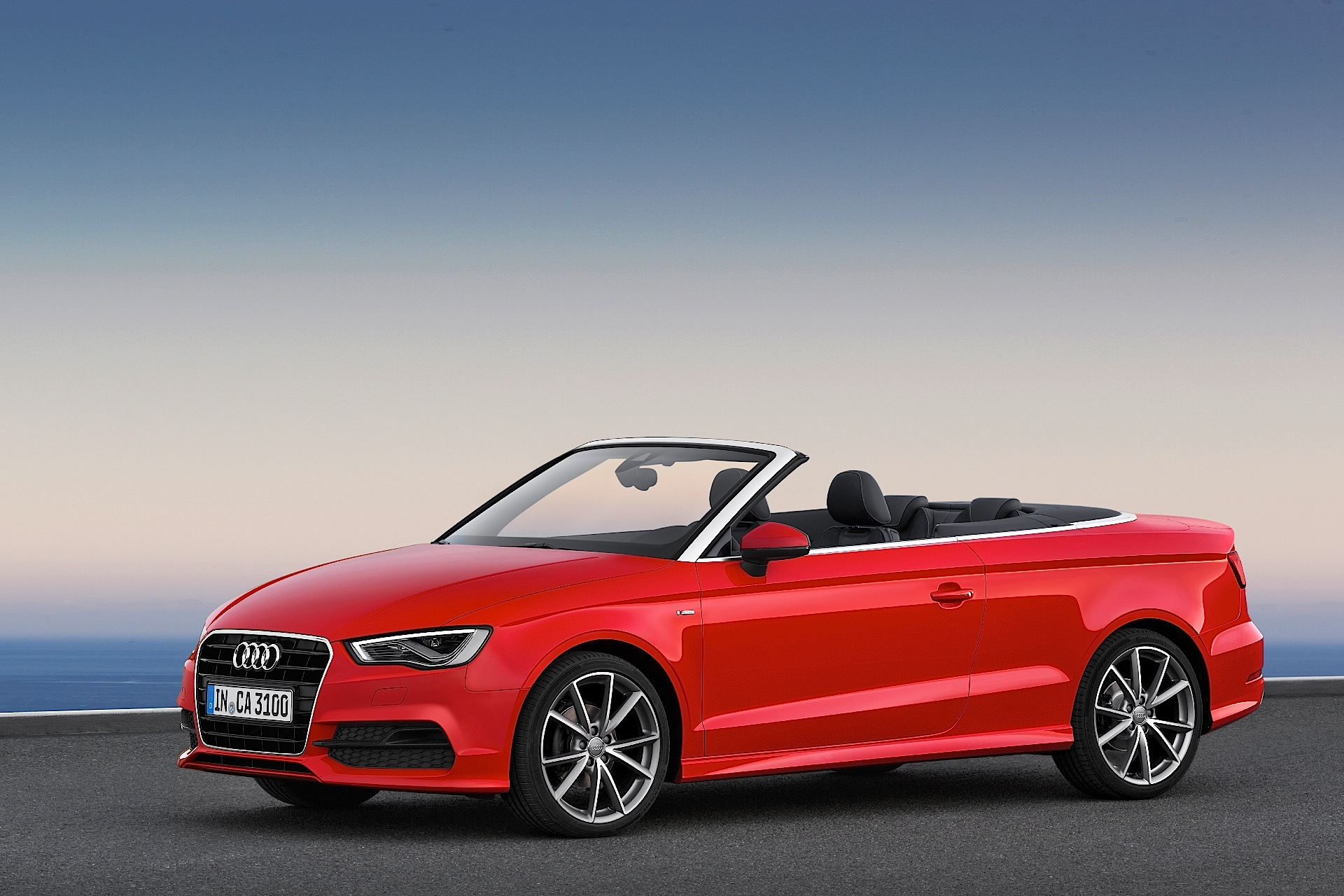 audi a3 cabriolet 2013 2014 2015 2016 autoevolution. Black Bedroom Furniture Sets. Home Design Ideas