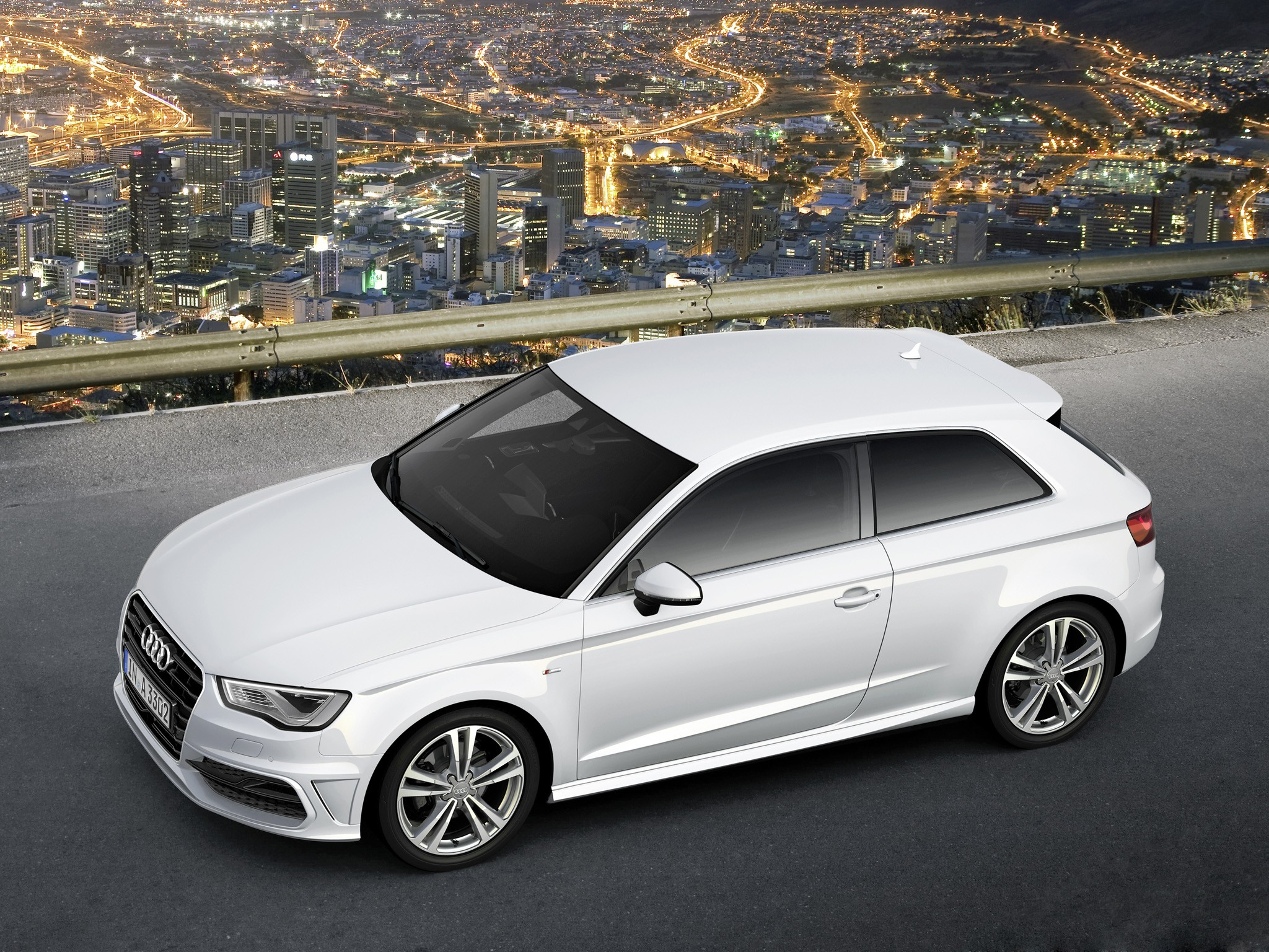 AUDI A3 Hatchback (3 Doors) Specs & Photos