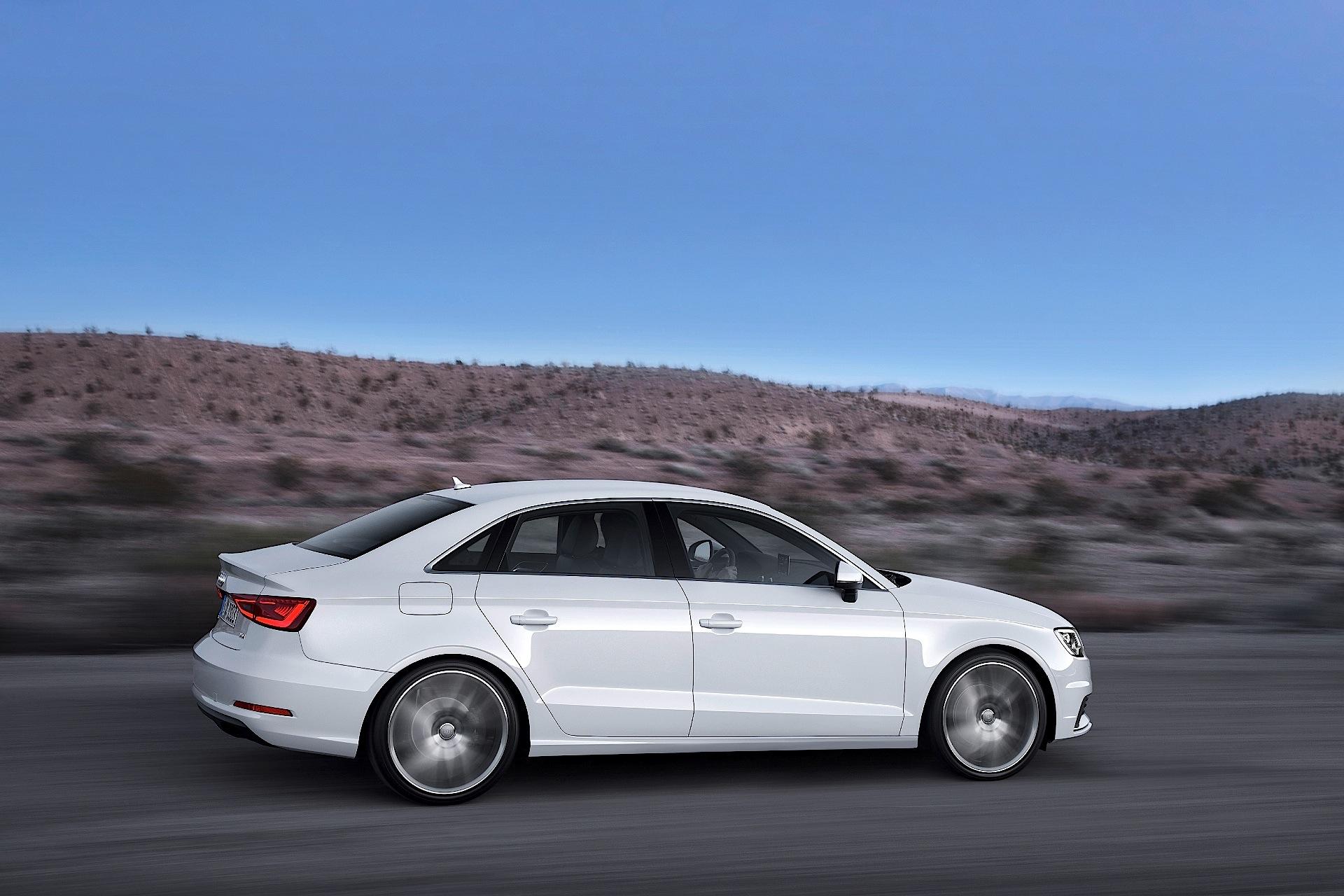 Audi A3 Sedan Specs 2013 2014 2015 2016 Autoevolution