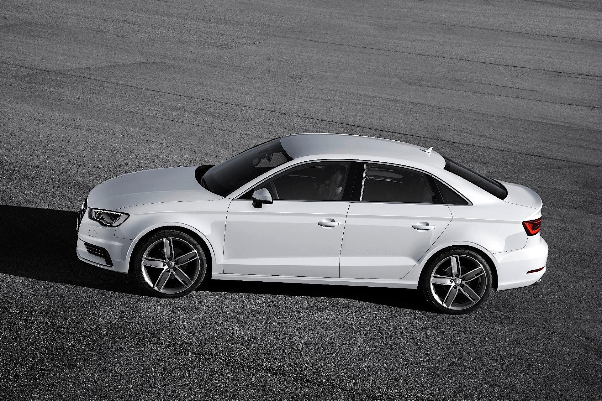 Audi A3 Sedan 2013 2014 2015 2016 Autoevolution