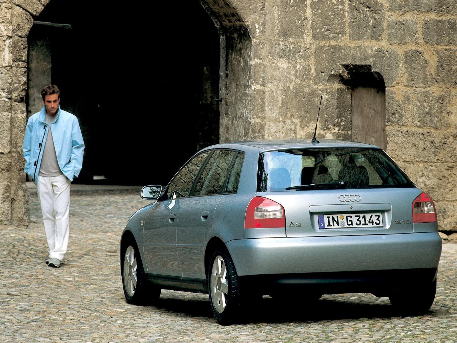 audi a3 sportback 1999 2003