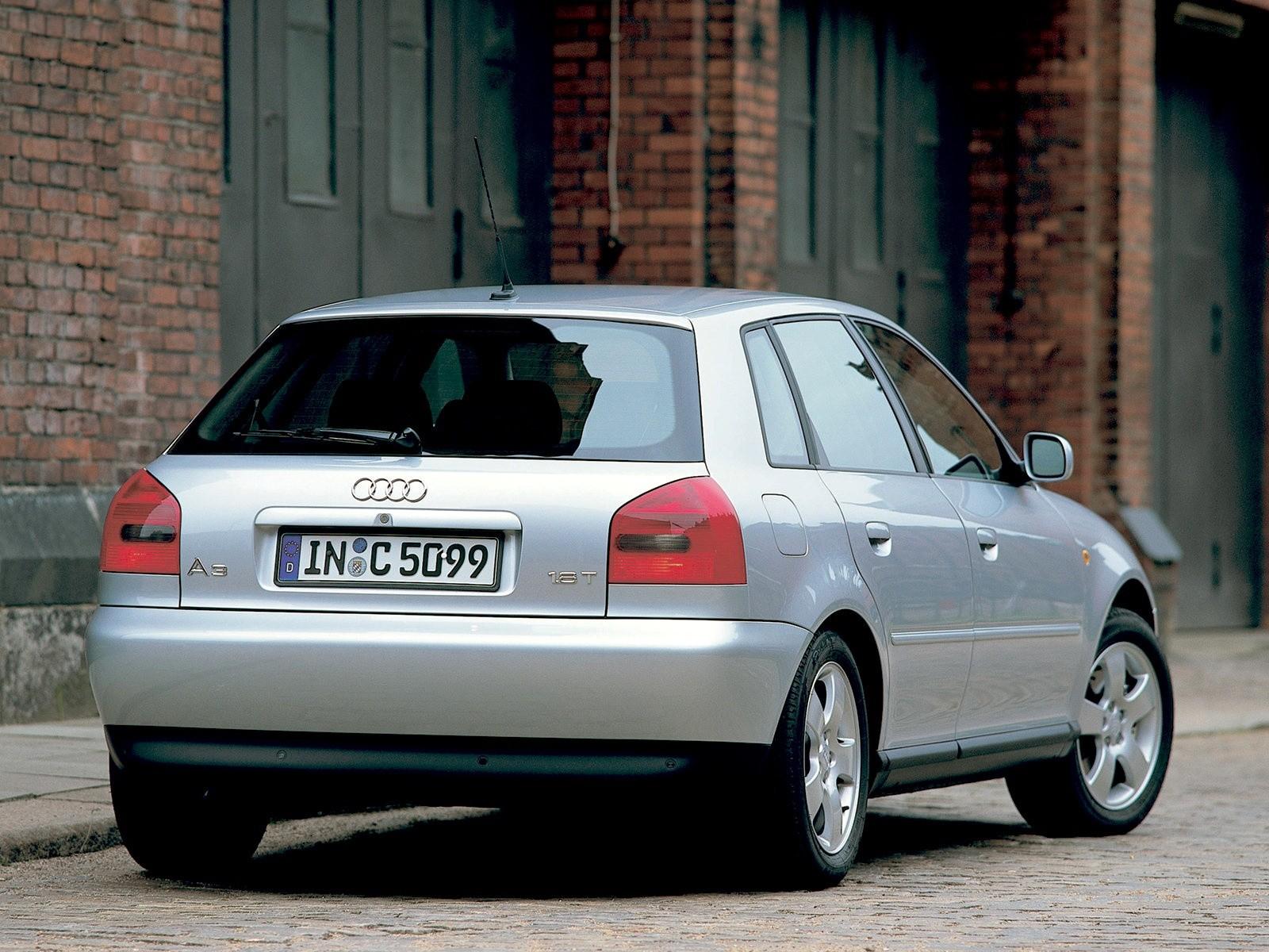 AUDI A3 Sportback specs - 1999, 2000, 2001, 2002, 2003 - autoevolution