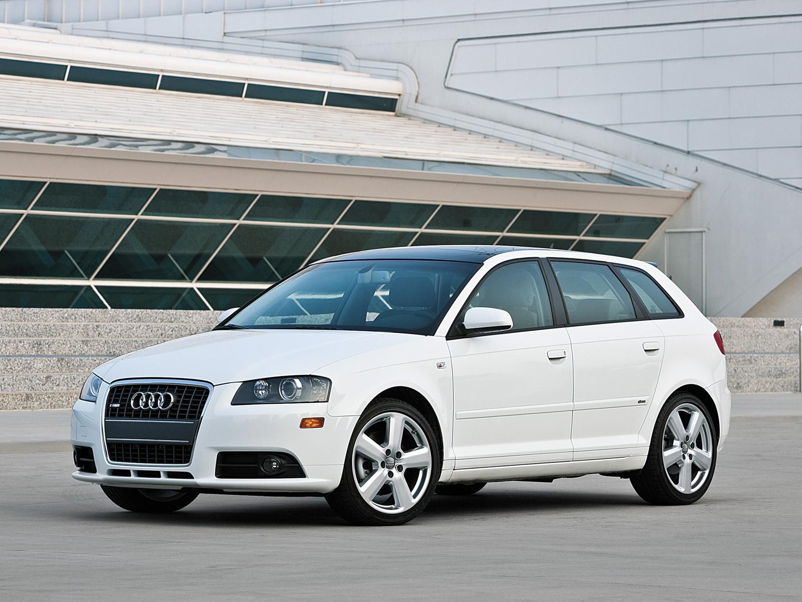 Audi a3 sportback specs 2004 2005 2006 2007 2008