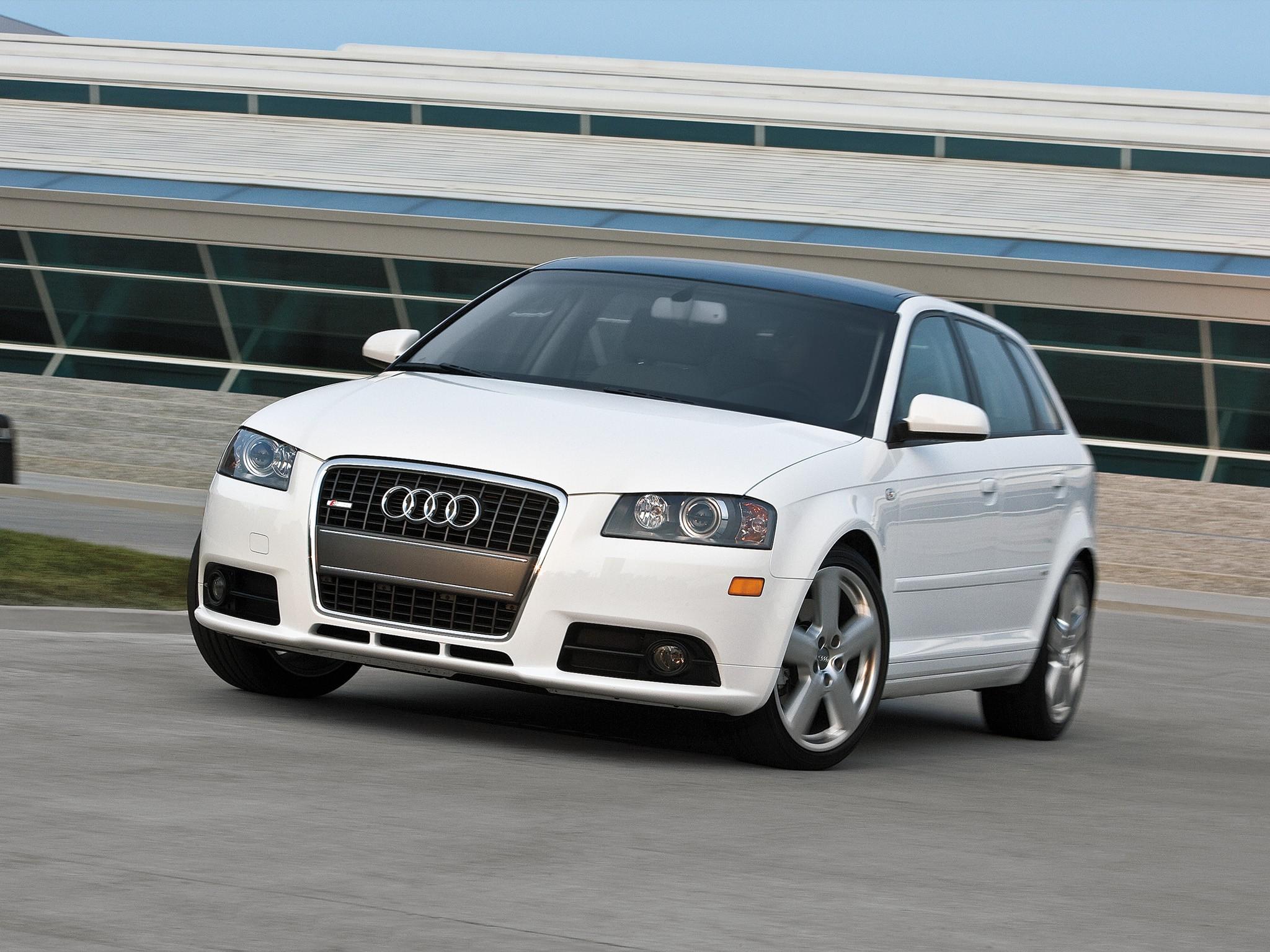 Audi A3 2008 >> AUDI A3 Sportback - 2004, 2005, 2006, 2007, 2008 - autoevolution