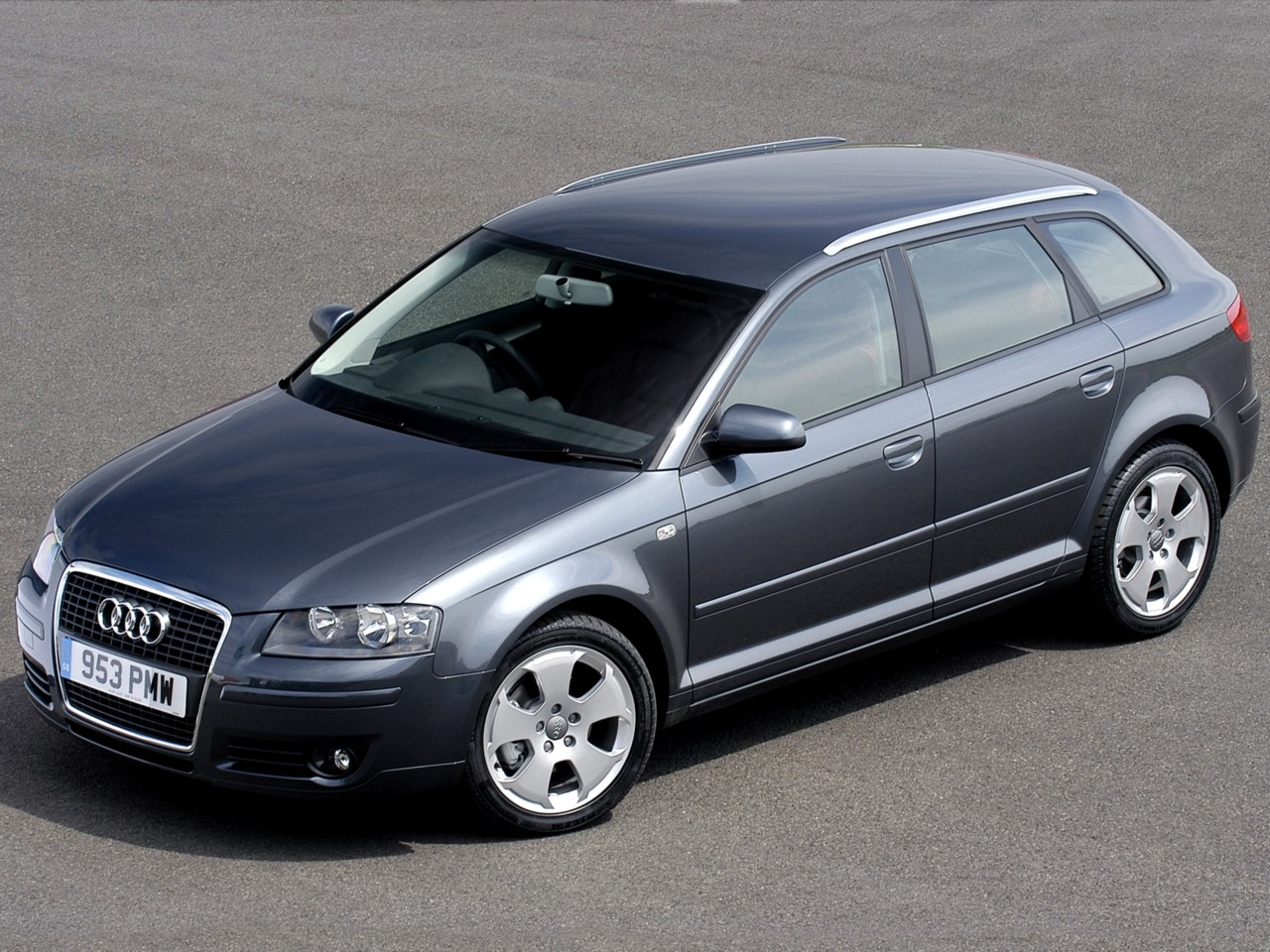 Audi a3 sportback specs photos 2004 2005 2006 2007 for Dimensioni audi a3 sportback 2008