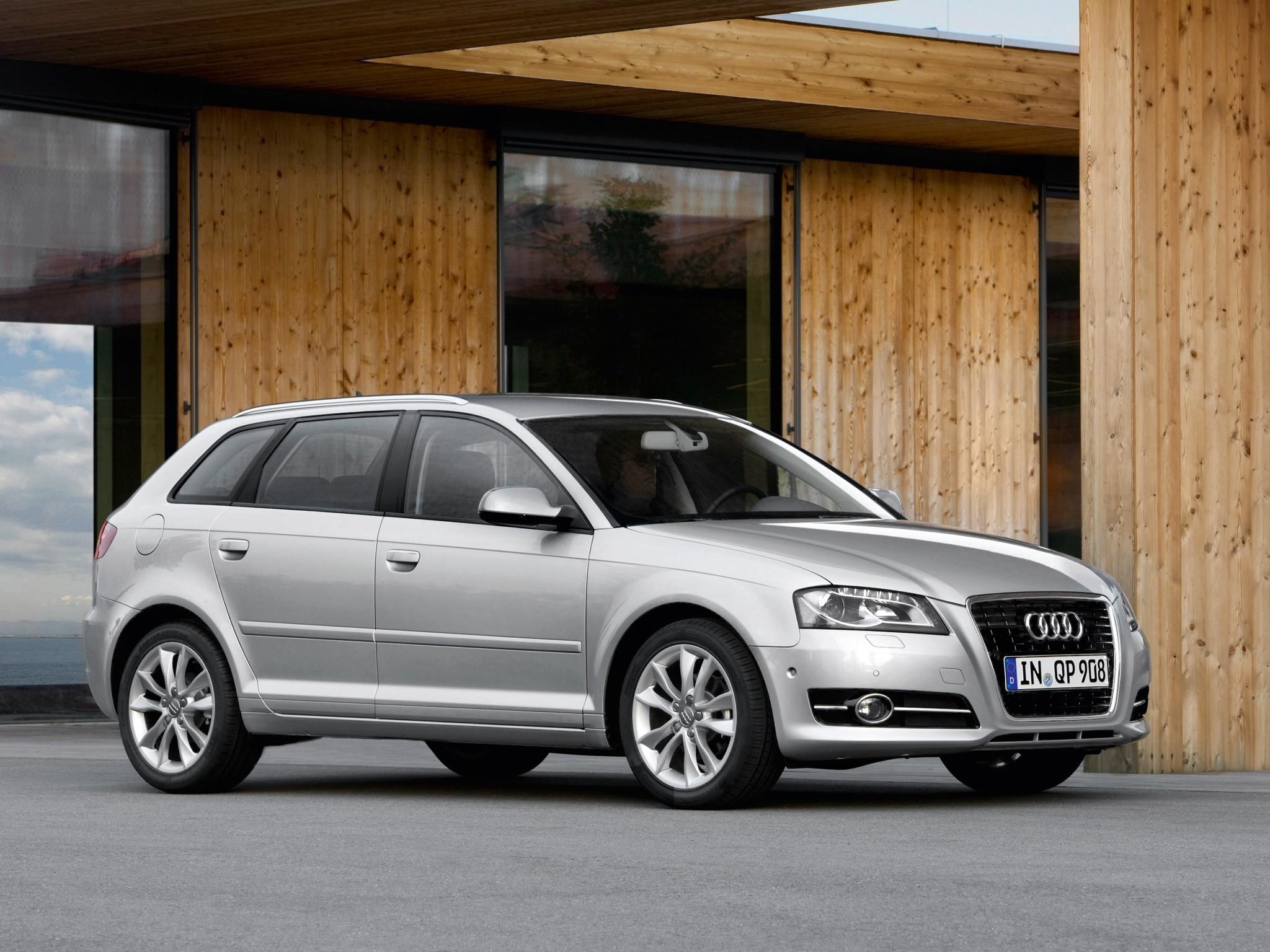 Audi A3 Sportback Specs Amp Photos 2008 2009 2010 2011