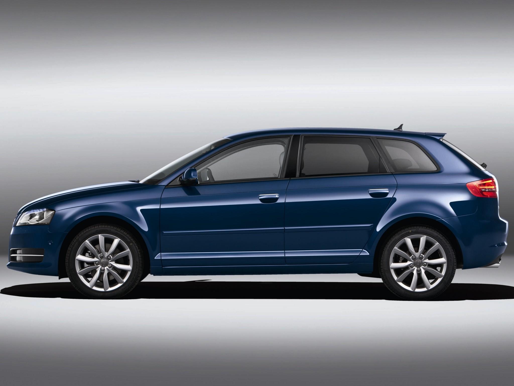 AUDI A3 Sportback - 2008, 2009, 2010, 2011 - autoevolution