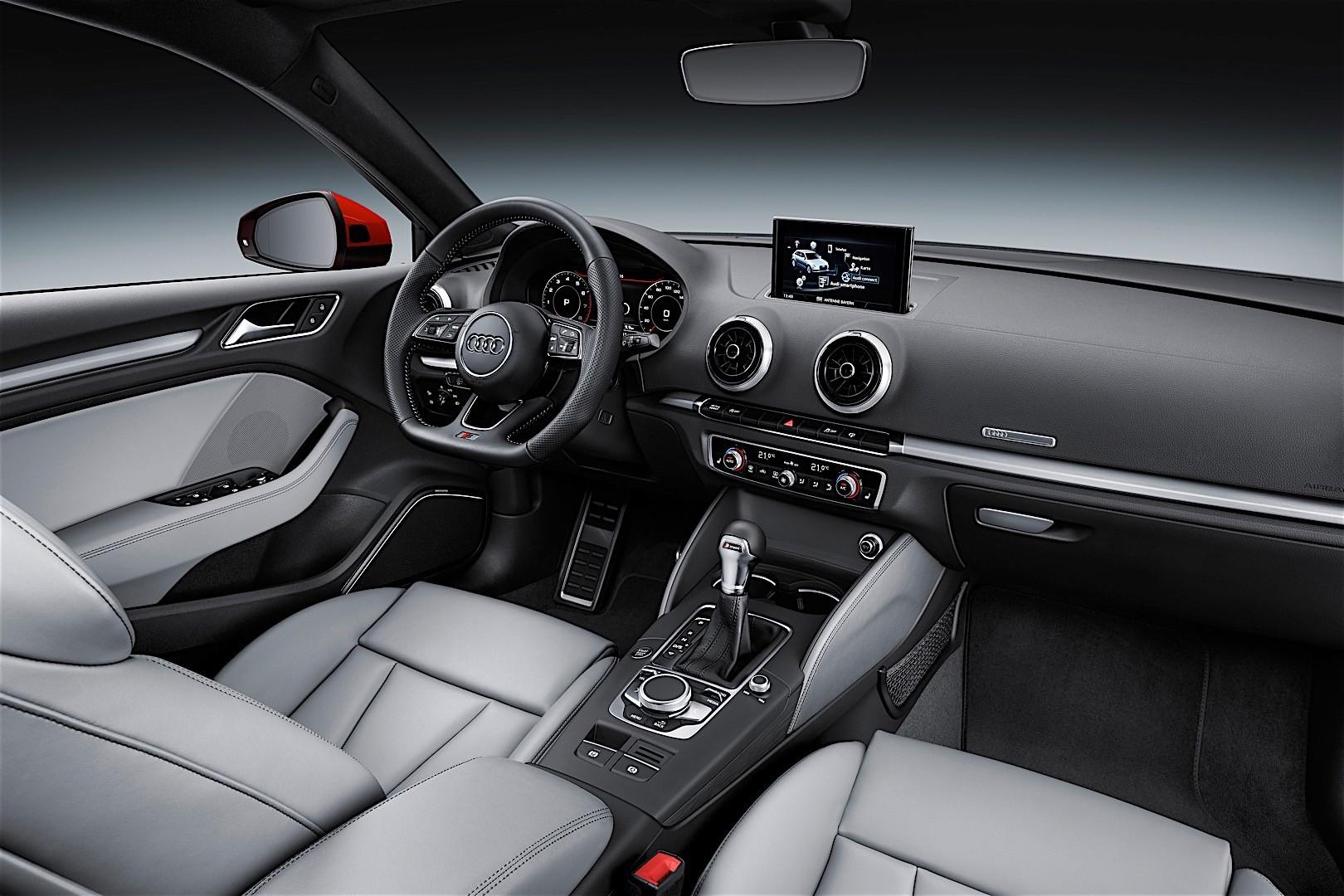 AUDI A3 Sportback specs - 2016, 2017, 2018 - autoevolution