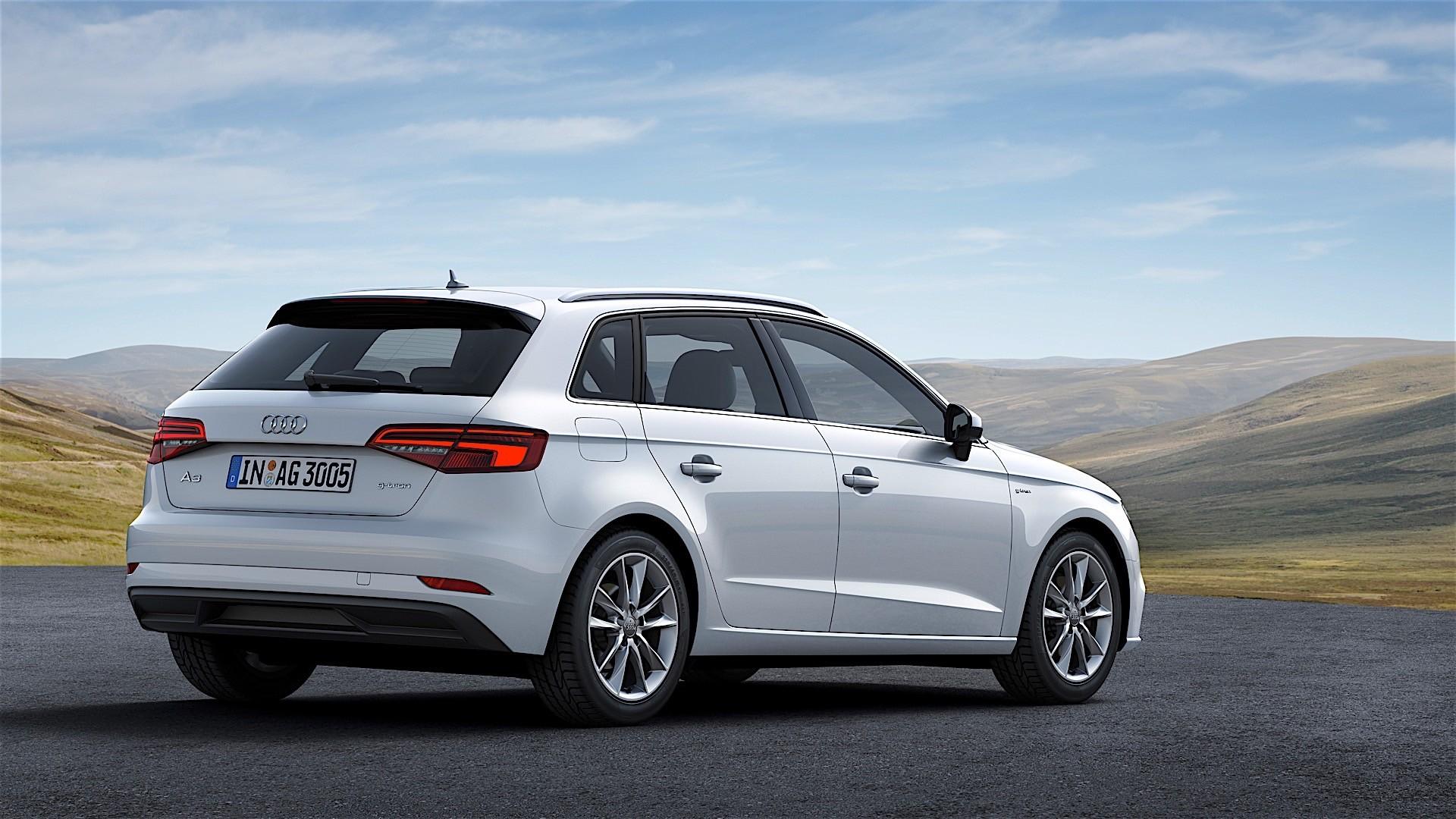 Audi a3 sportback specs 2016 2017 2018 autoevolution for Audi a3 restyling 2017