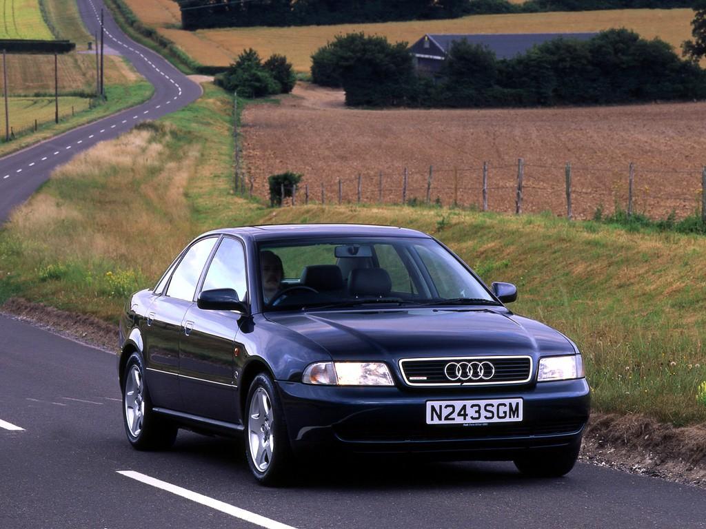 Audi a4 quattro 2000 specs 11